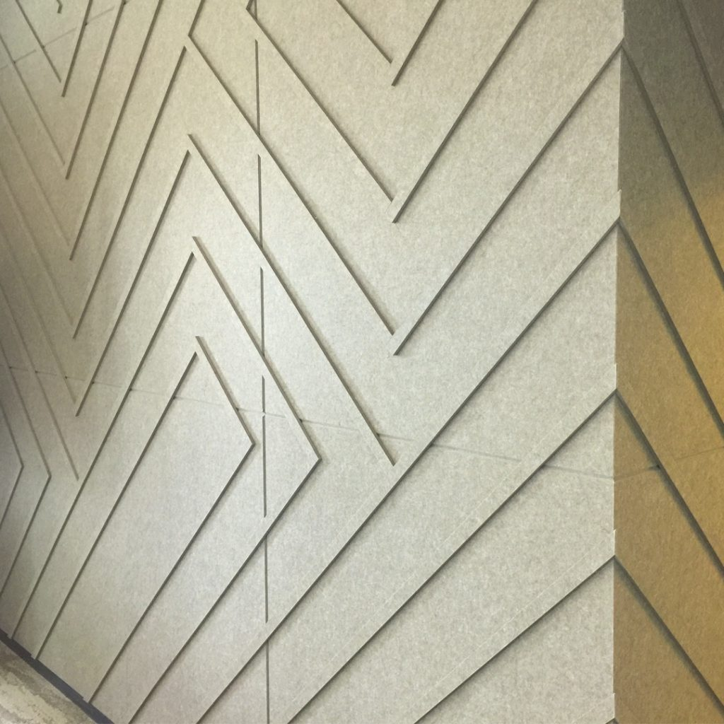 acoustic wall & ceiling