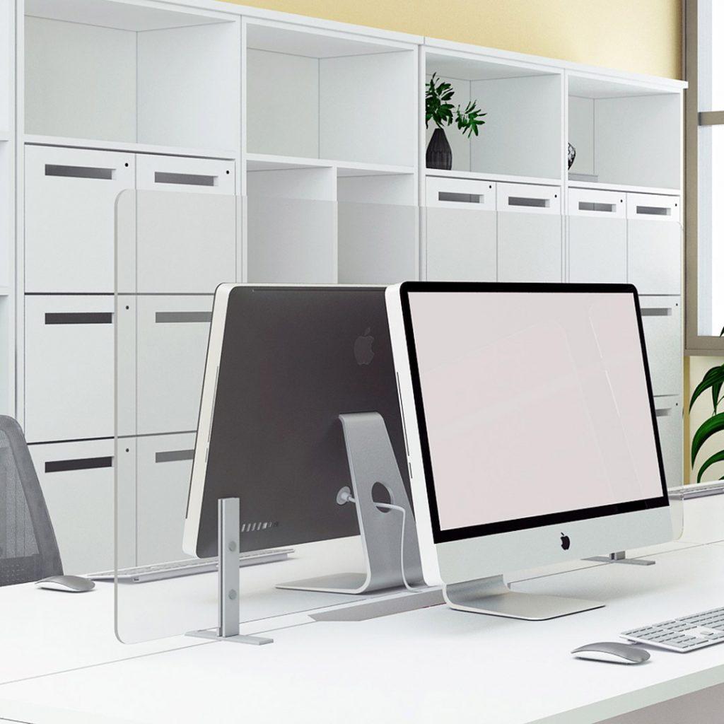 Acrylic Shield Workstation