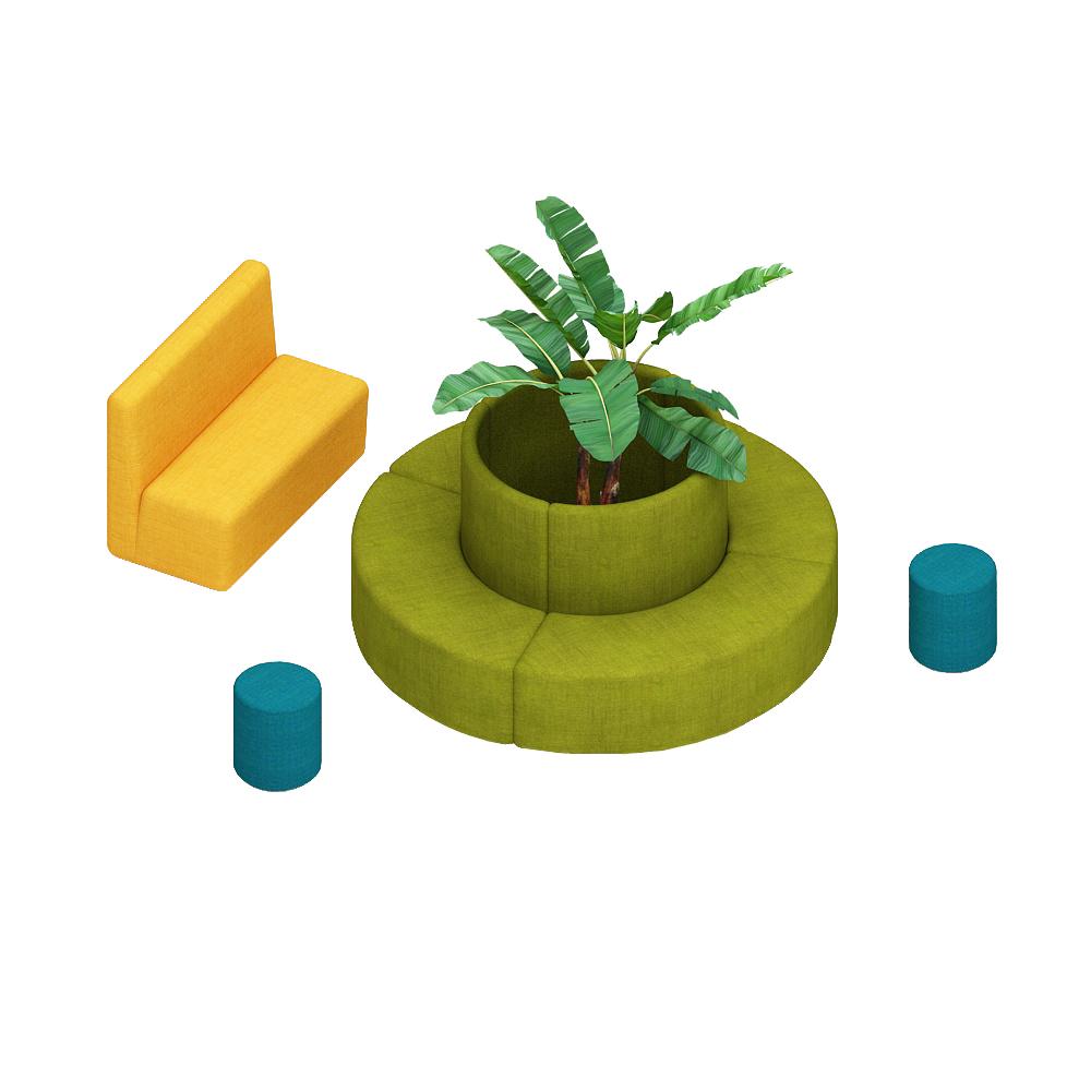 Modular Custom Seating