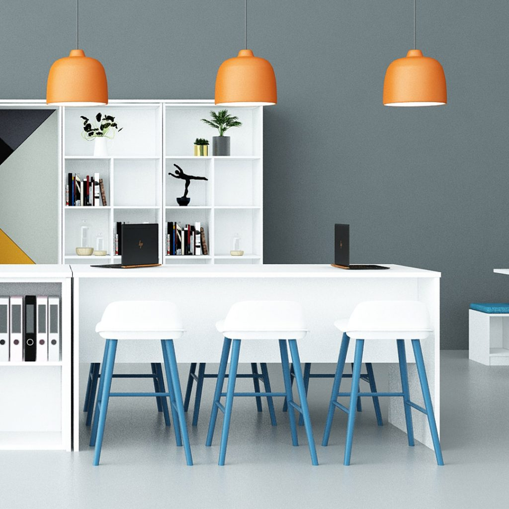 Office Furniture High Meeting