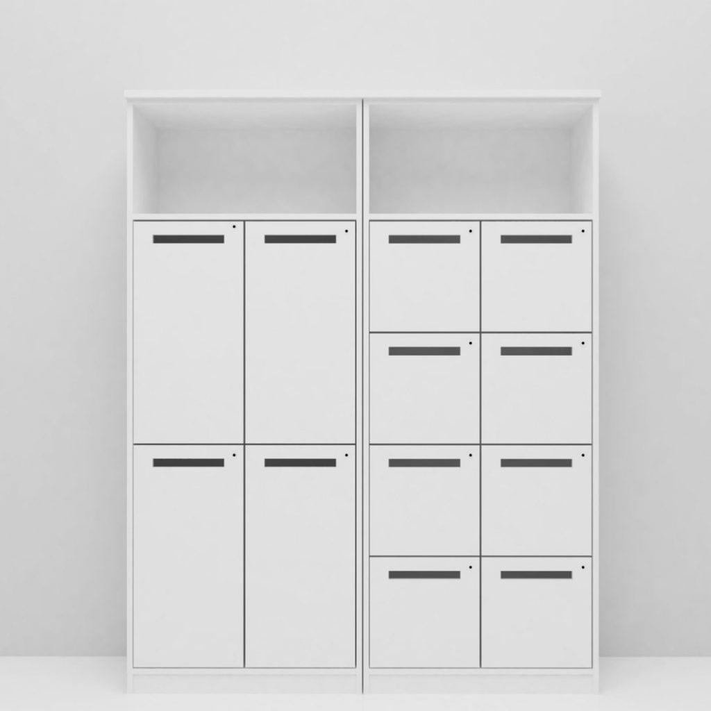 Office Furniture Lockers
