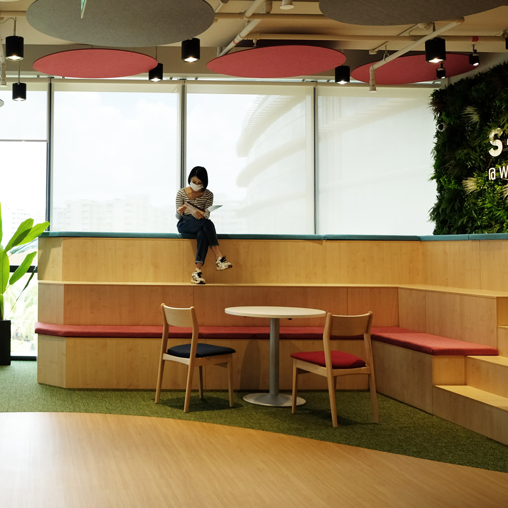 Office Furniture Meeting Spaces