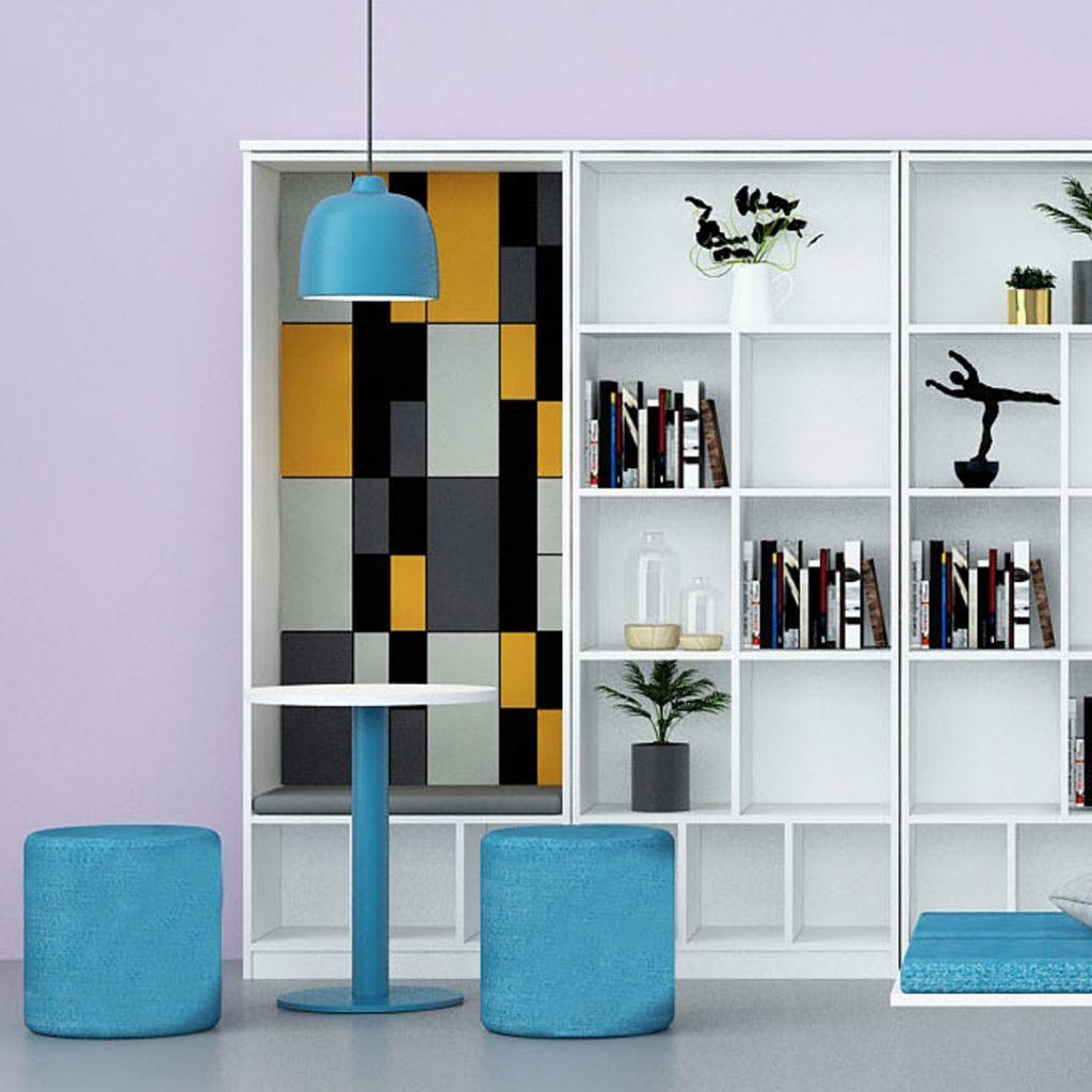 Office Furniture Shelves