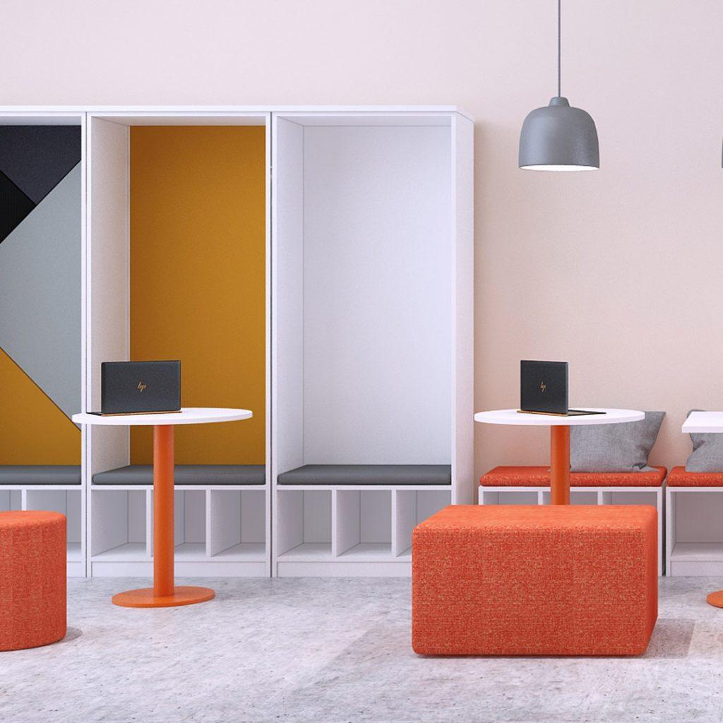 Office Furniture Single Pod