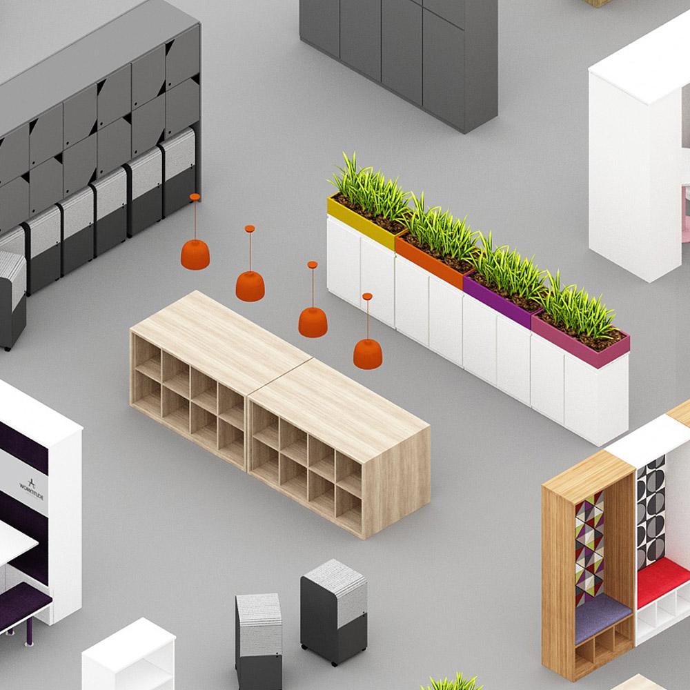 Office Storage Design
