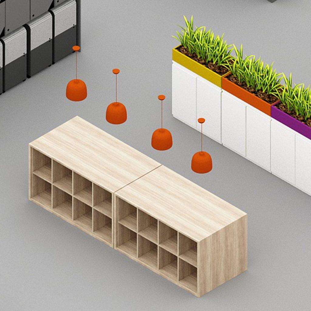 Storage Counter 2