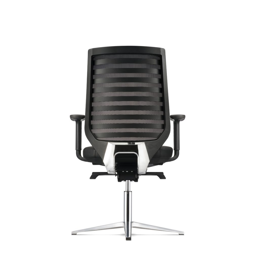 Zenith Office Chair Fixed