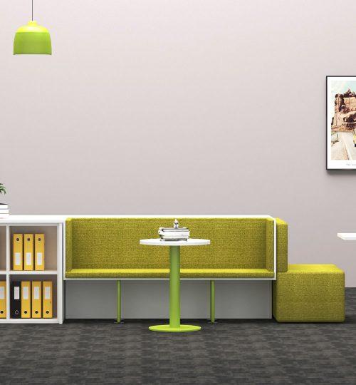 desking seating module