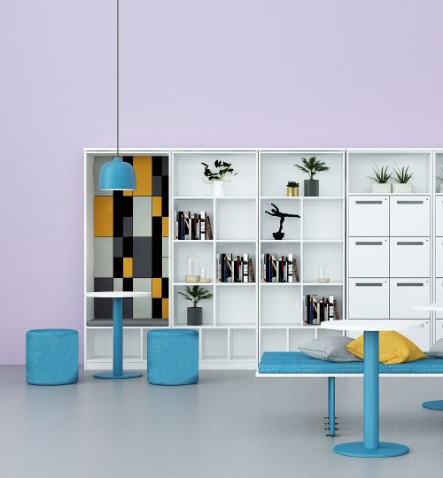 office furniture meeting pods