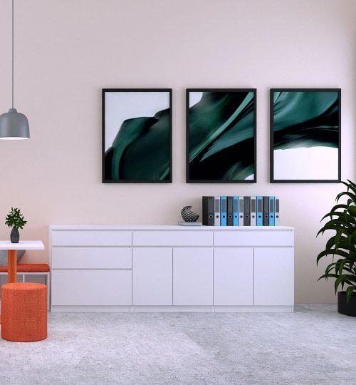 storage utility cabinet